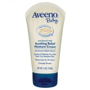 Aveeno baby soothing relief moisturizing cream 141gr
