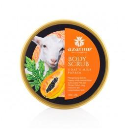 Azarine Goat's Milk Papaya Whitening Body Scrub - 220gr