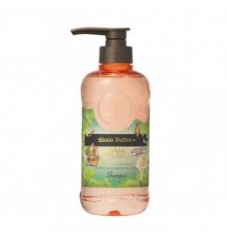 AHALO BUTTER Scalp Care & Relaxing Fresh Collagen & Butter Milk Shampoo Moist 500ml