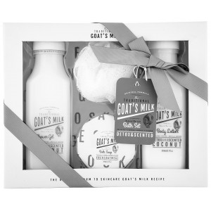 BEAUTE RECIPE GOAT MILK SCENTED COCO ( Window PaperBox)