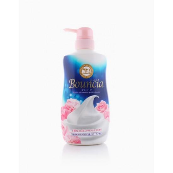 BOUNCIA Body Soap Premium Rose Pump