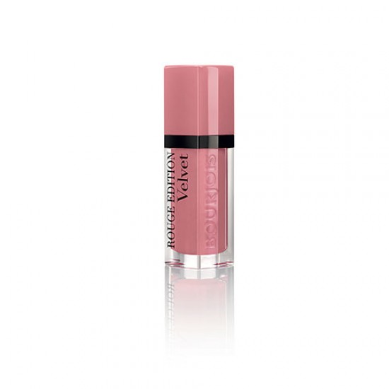 BOURJOIS ROUGE EDITIONS NO.10 Don't pink of it!