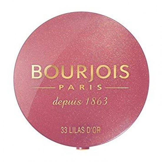 Bourjois Blush on #33 Lilac D'or