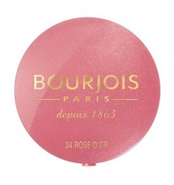 Bourjois Blush on #34 ROSE D'OR