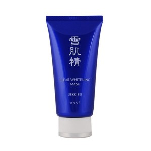 Kose Sekkisei Clear Whitening Mask 80gr