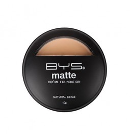 BYS Creme foundation 10gr #Natural Beige