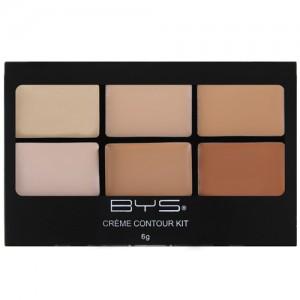 BYS creme contour kit 6gr