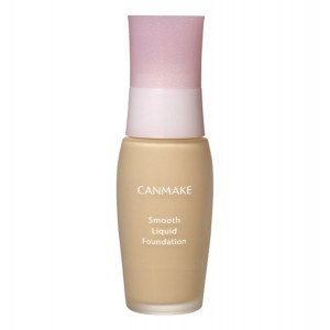 Canmake smooth liquid foundation #01