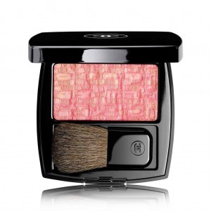 CHANEL Les tissages de chanel Blush duo tweed effect 5,5gr (NO.20 TWEED PINK)