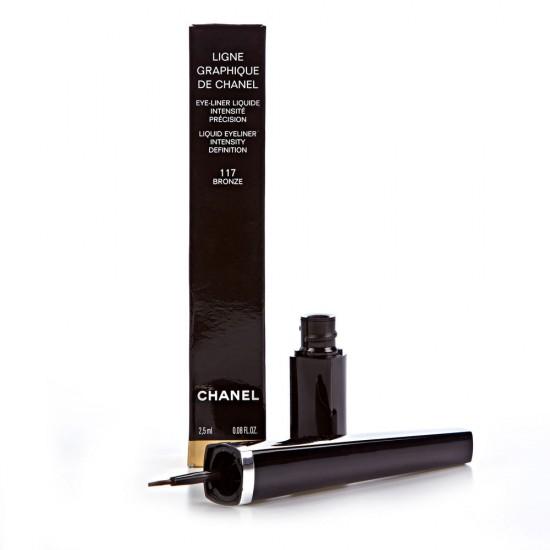 CHANEL Ligne graphique de chanel liquid eyeliner intencity definition (NO.117 BRONZE)