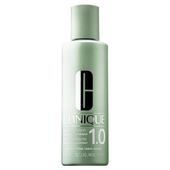 Clinique Clarifying Lotion 1.0 Twice A Day Exfoliator 400ml