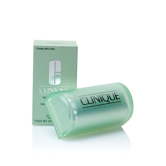 Clinique Facial soap mild with dish dry combination 100gr