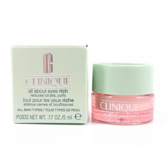 Clinique All about eyes reduces circles puffs 5ml