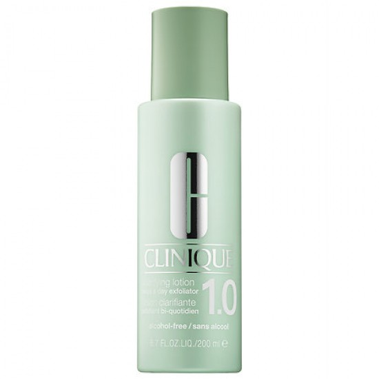 Clinique Clarifying Lotion 1.0 Twice A Day Exfoliator 200ml