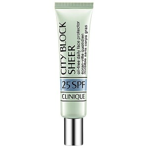 Clinique - City Block Sheer Oil-Free Daily Face Protector SPF 25