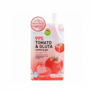CATHY DOLL BABY BRIGHT TOMATO & GLUTA SOOTHING GEL 50gr
