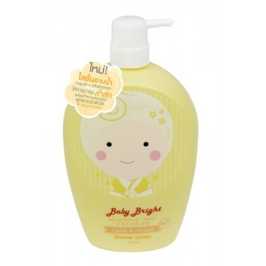 Cathy Doll Baby Bright caviar and ginseng shower lotion [750 mL]
