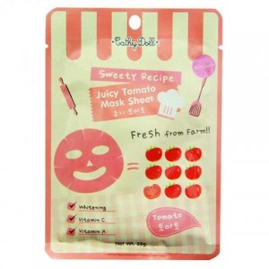 Cathy Doll Juicy Tomato Mask 25gr