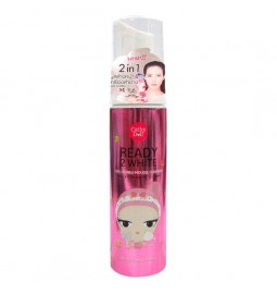 Cathy Doll 2 in 1 bubble mousse cleanser 120ml
