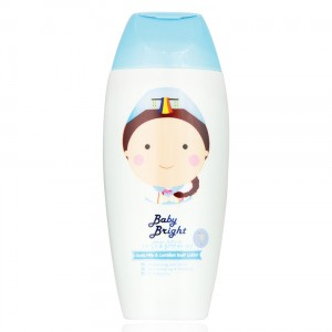 Cathy Doll Baby Bright goat milk collagen body lotion [150 mL]