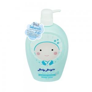 Cathy Doll Baby Bright Goat Milk & Collagen Shower Lotion [750 mL]
