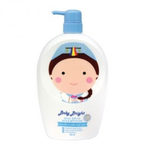 Cathy Doll Baby Bright goat milk collagen body lotion [750 mL]