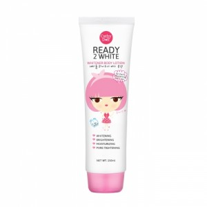 Cathy Doll Ready 2 White Whitener Body Lotion 150ml
