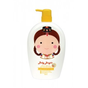 Cathy Doll Baby Bright caviar and ginseng body lotion [750 mL]
