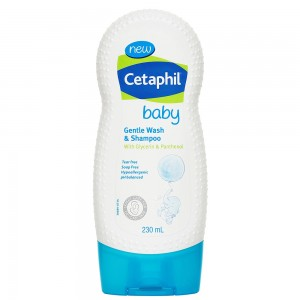 Cetaphil Baby gentle Wash & Shampoo 230ml