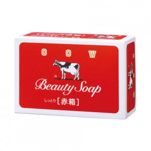 Cow brand soap red box (isi 3pc)