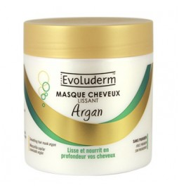 Evoluderm hair mask ( masque cheveux)  ARGAN