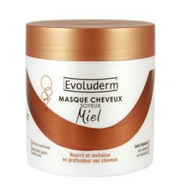 Evoluderm hair mask (masque cheveux) MIEL