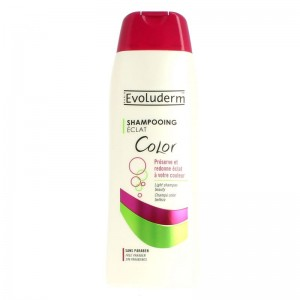 Evoluderm shampooing eclat COLOR 300ml