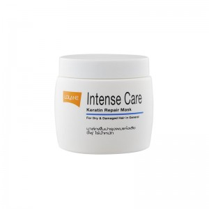 Lolane - Intense Care Keratin Repair Mask - For dry and damaged hair