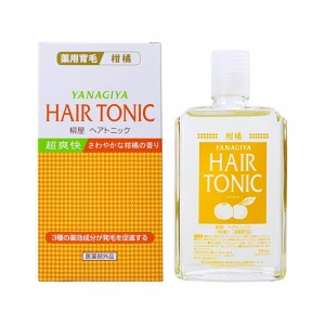 Yanagiya hair tonic citrus - 240ml
