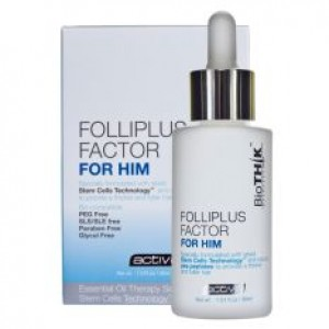 Biothik Folliplus Factor For Him 30ml x 2 bottle