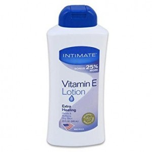 Intimate with vitamin E Body Lotion 590ml