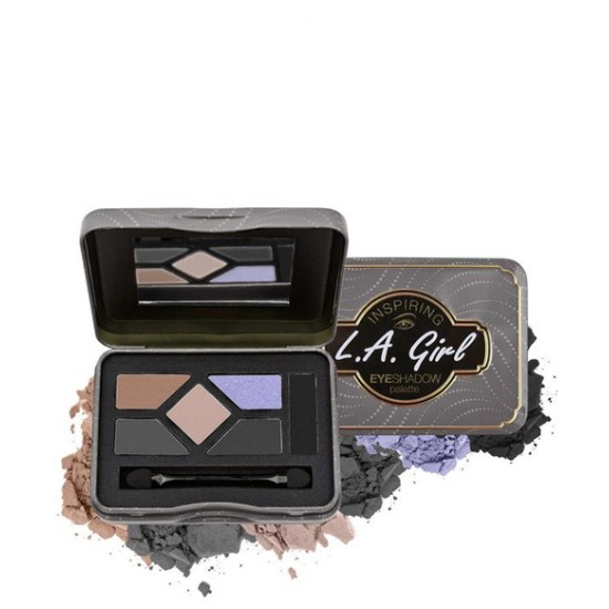 LA GIRL INSPIRING EYESHADOW PALETTE - YOU'RE SMOKIN' HOT!