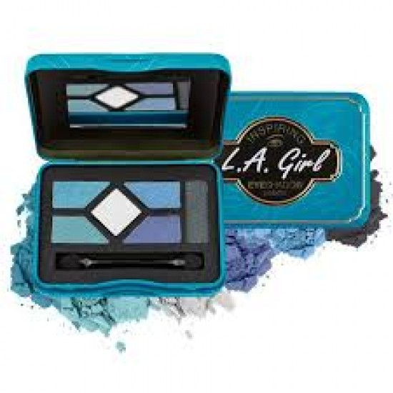 L.A. GIRL INSPIRING EYESHADOW PALETTE - Fabulous and fearless