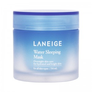 LANEIGE Water sleeping mask overnight skincare for hydrated and bright skin 70ml