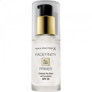 Max Factor Facefinity All Day Flawless Primer 30ml - Make up base