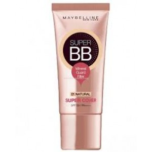 Maybelline Super Cover BB cream #01 natural