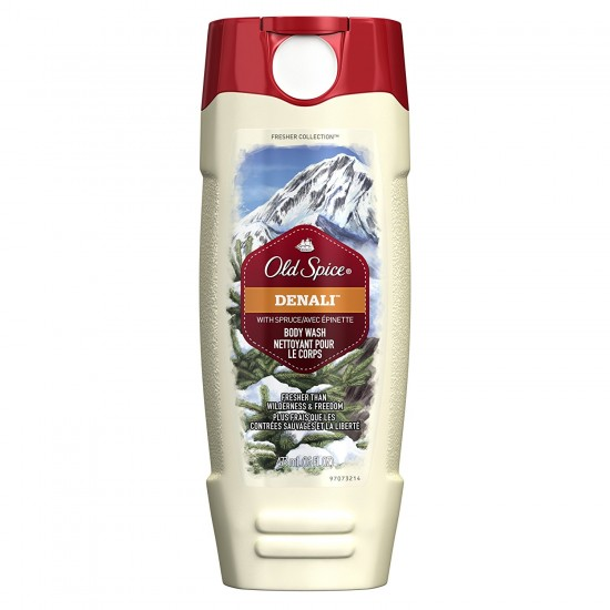OLD SPICE BODY WASH DENALI 473ML
