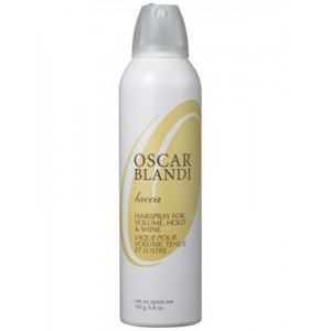 Oscar blandi - Hairspray for volume hold and shine 179gr