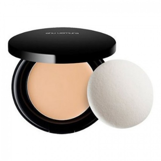 Shu Uemura The lightbulb oleo pact foundation #535 Rich Sand