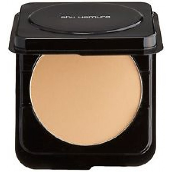 SHU UEMURA The lightbulb UV compact foundation / refill glow, coverage UV protection 12gr #574 LIGHT SAND