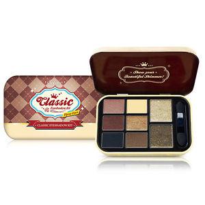 Solone - Classic Eyeshadow Kit (Tipsy Eyes)