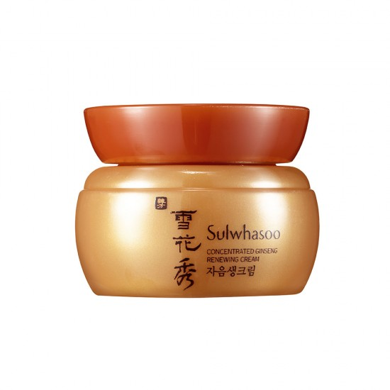 SULWHASOO Concentrate ginseng renewing cream ex 5ml