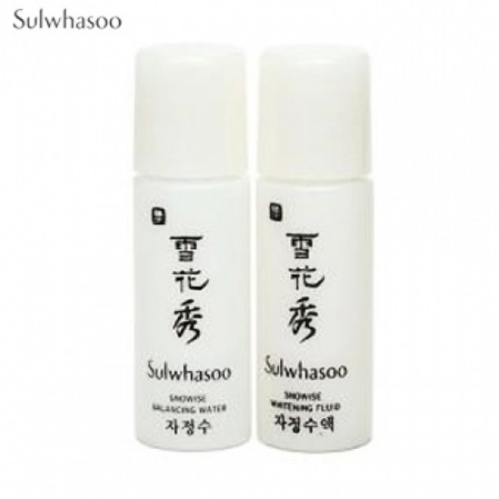 SULWHASOO snowise ex whitening water 5ml