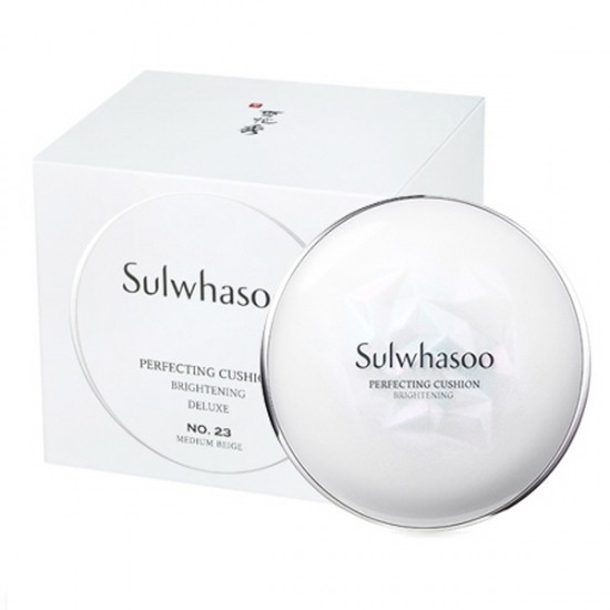 SULWHASOO Perfecting cushion brightening  #23 Medium Beige